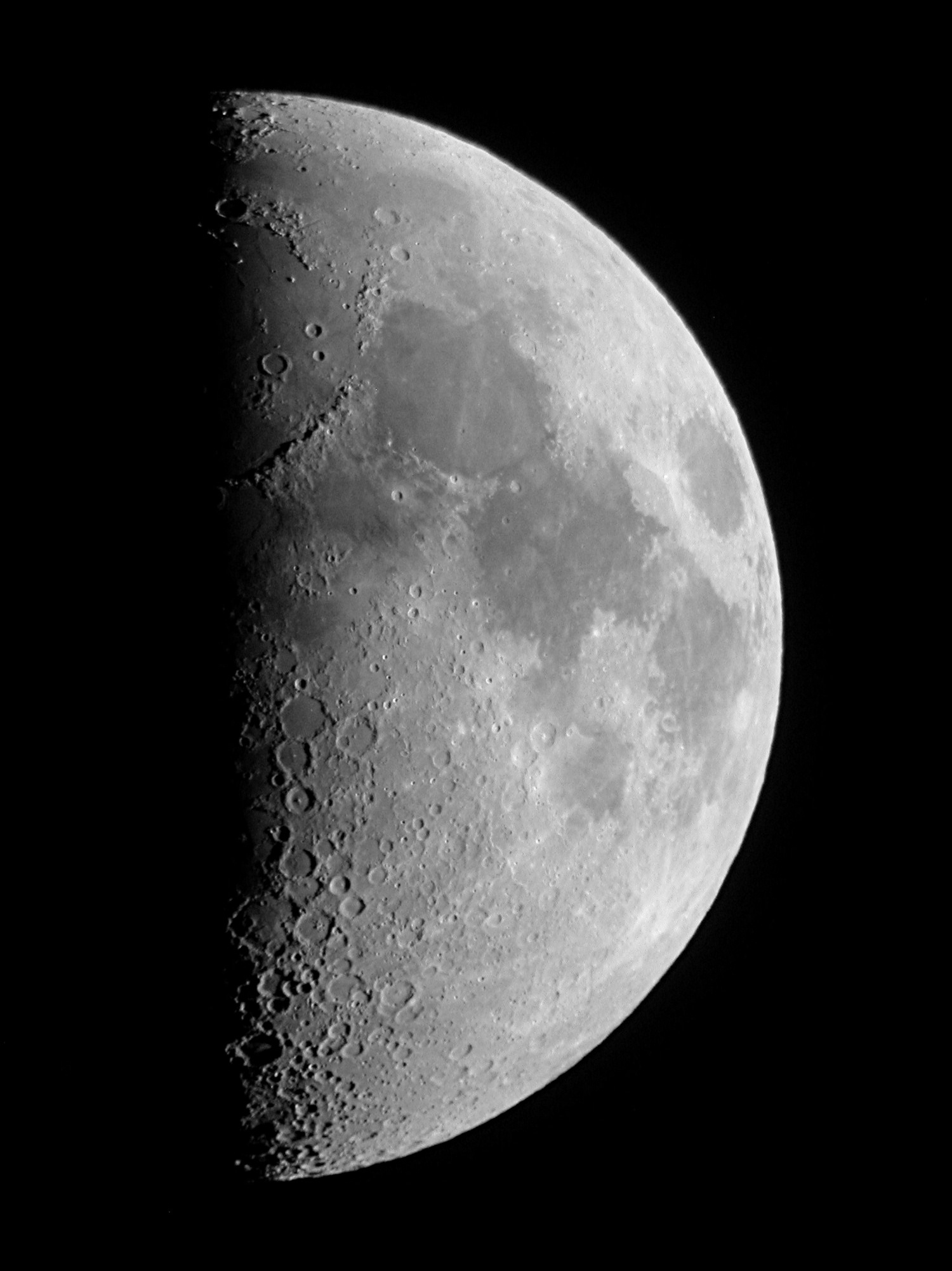 THE MOON will be in the First Quarter phase on August 10.