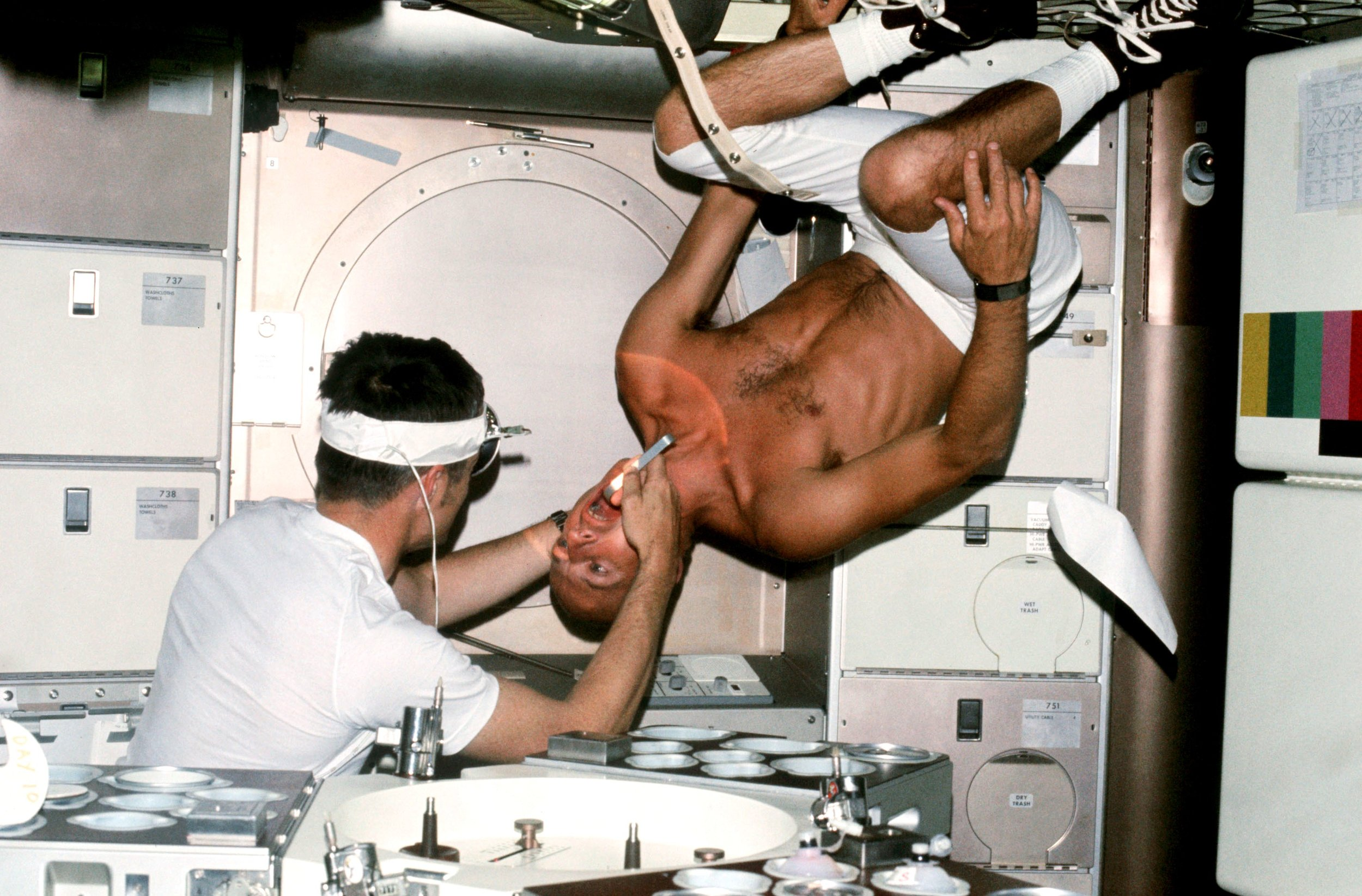 Space Medicine on Skylab