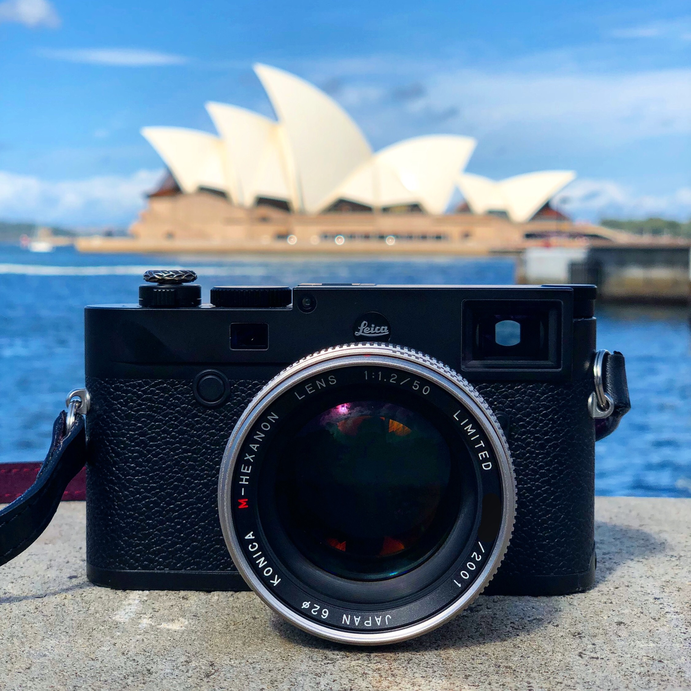Konica Hexanon 50mm F1 2 M Lens — LEICA MOMENT REVIEW