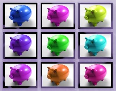 Piggy Banks - Free Digital Images 8Aug13.jpg