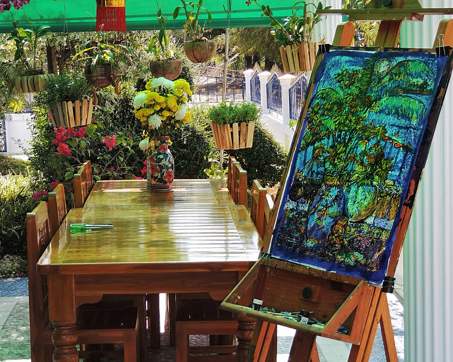 Artist Amanda on a painting holiday in Thailand  005.jpg