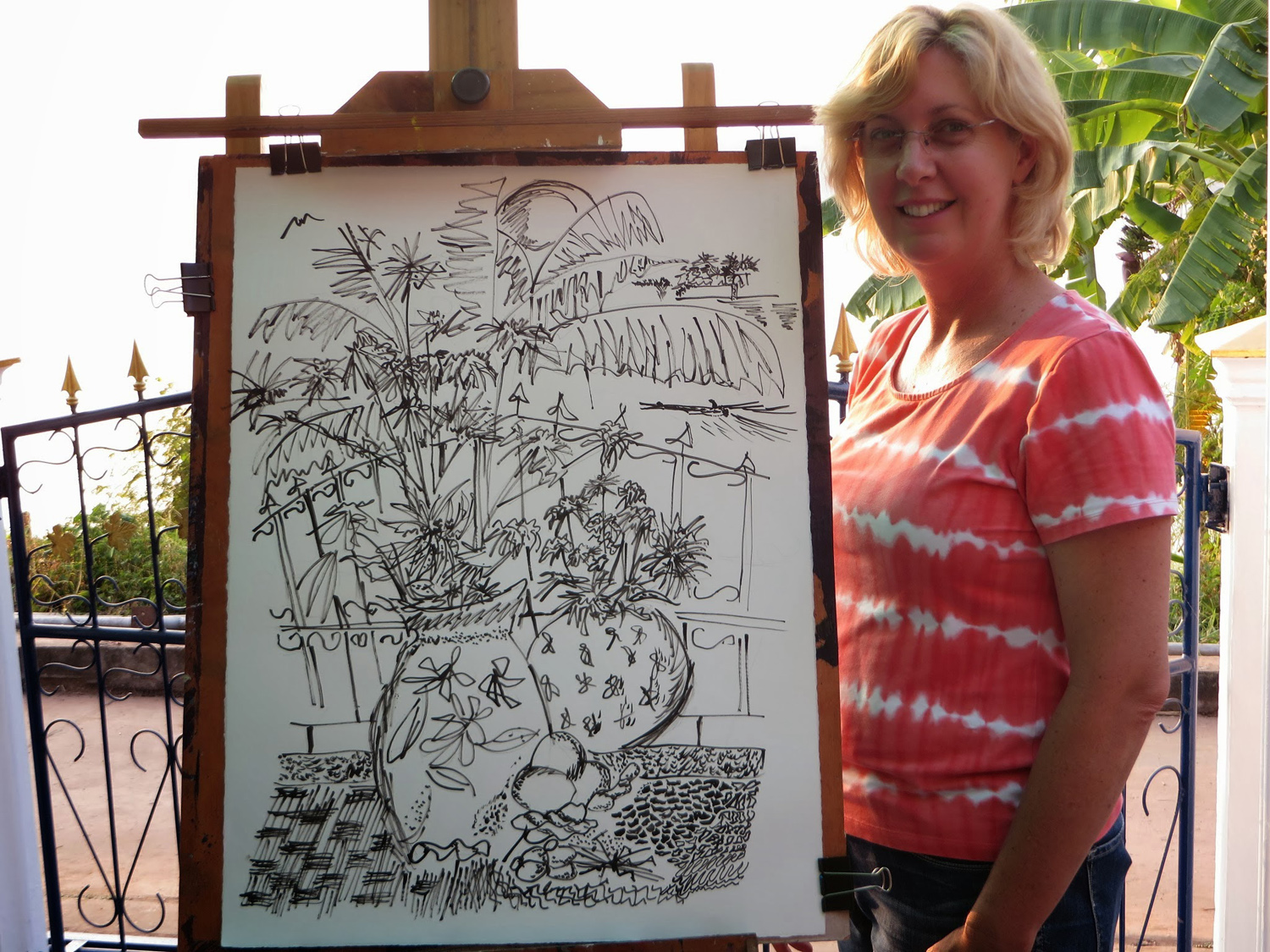 Artist Amanda on a painting holiday in Thailand  009.jpg