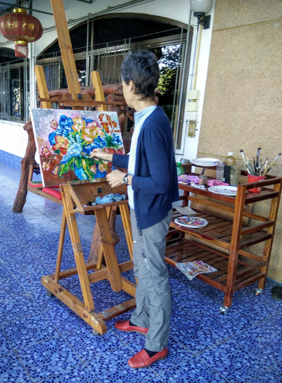 Artist Frances enjoying a painting holiday in Thailand  007.jpg