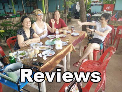 Reviews of Thailand Painting Holidays