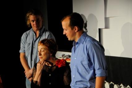 Winston, Tess & Jamie