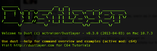Dust  is a command line suite I wrote to support cross-development on Mac