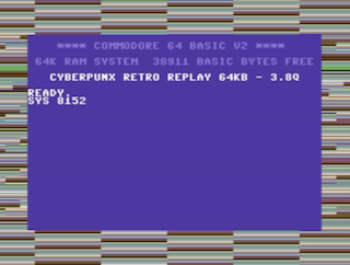 If you look for first steps into C64 assembler programming, chances are high you will be offered with this super simple effect. Boring...