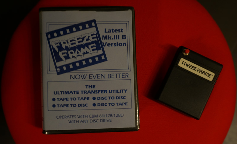 My Freeze Frame MK III - my tool of choice when I was 11 years old.