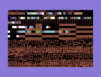 C64 in Bitmap Mode