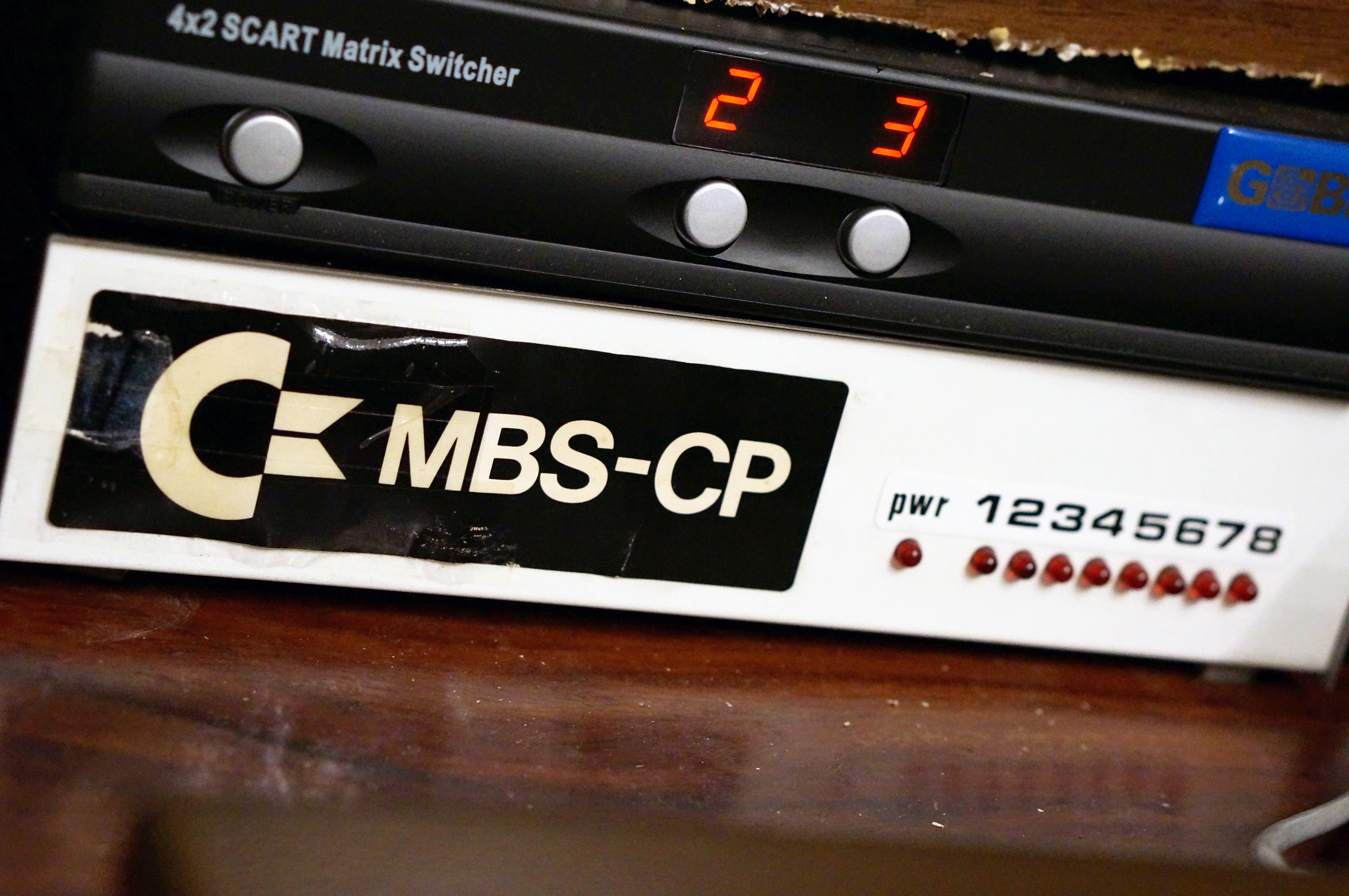 Commodore MBS-CP