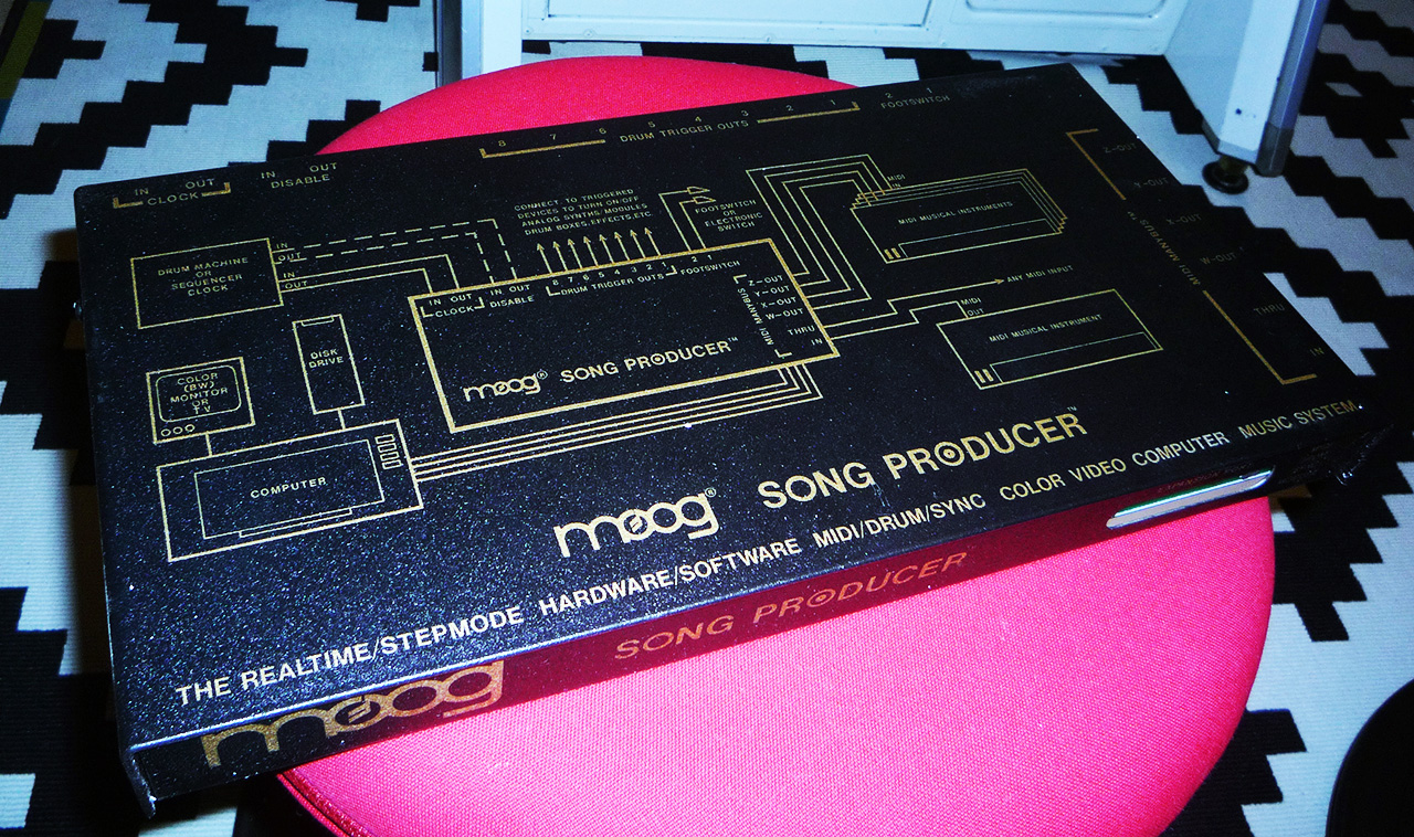 Moog Song Producer