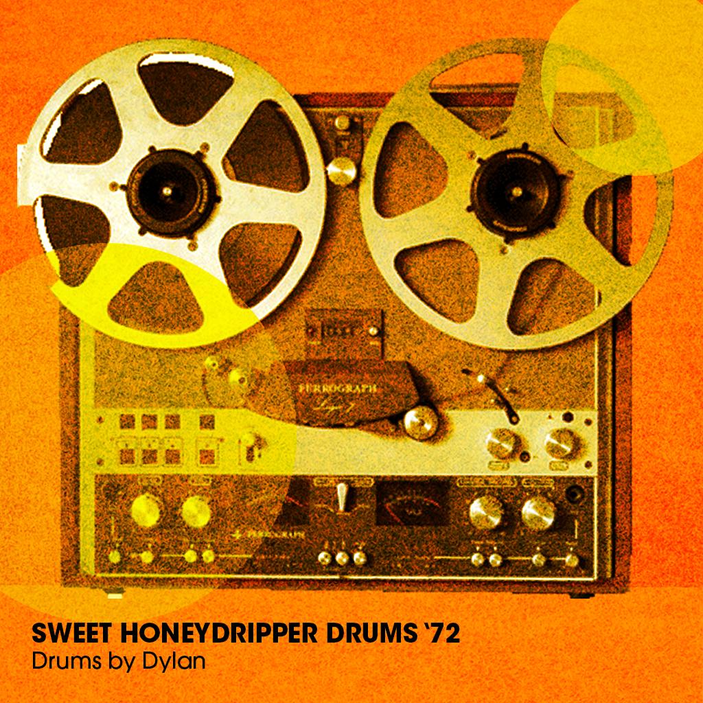 Album artwork for Dylan Wissing Drums.