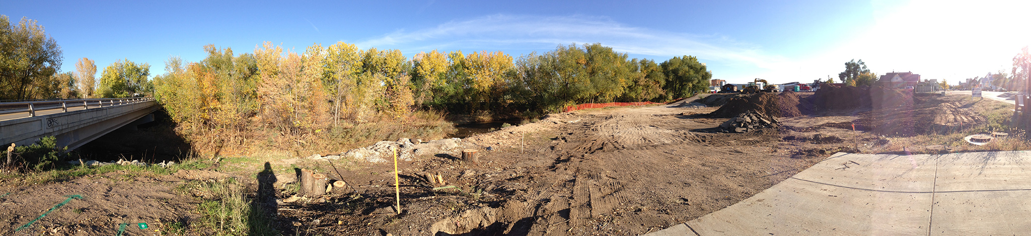 block one mixed use site pano