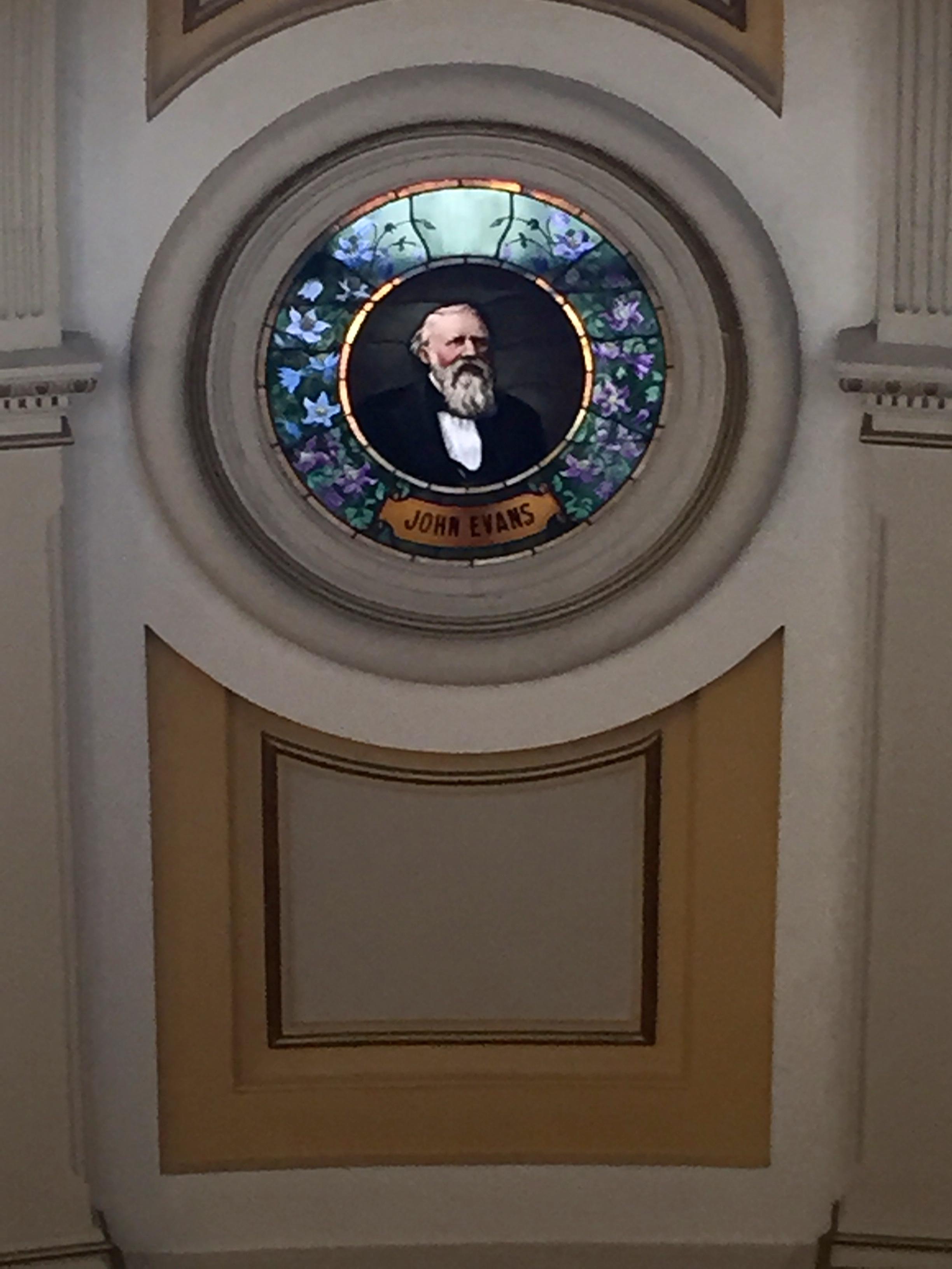 John Evans, early Colorado leader