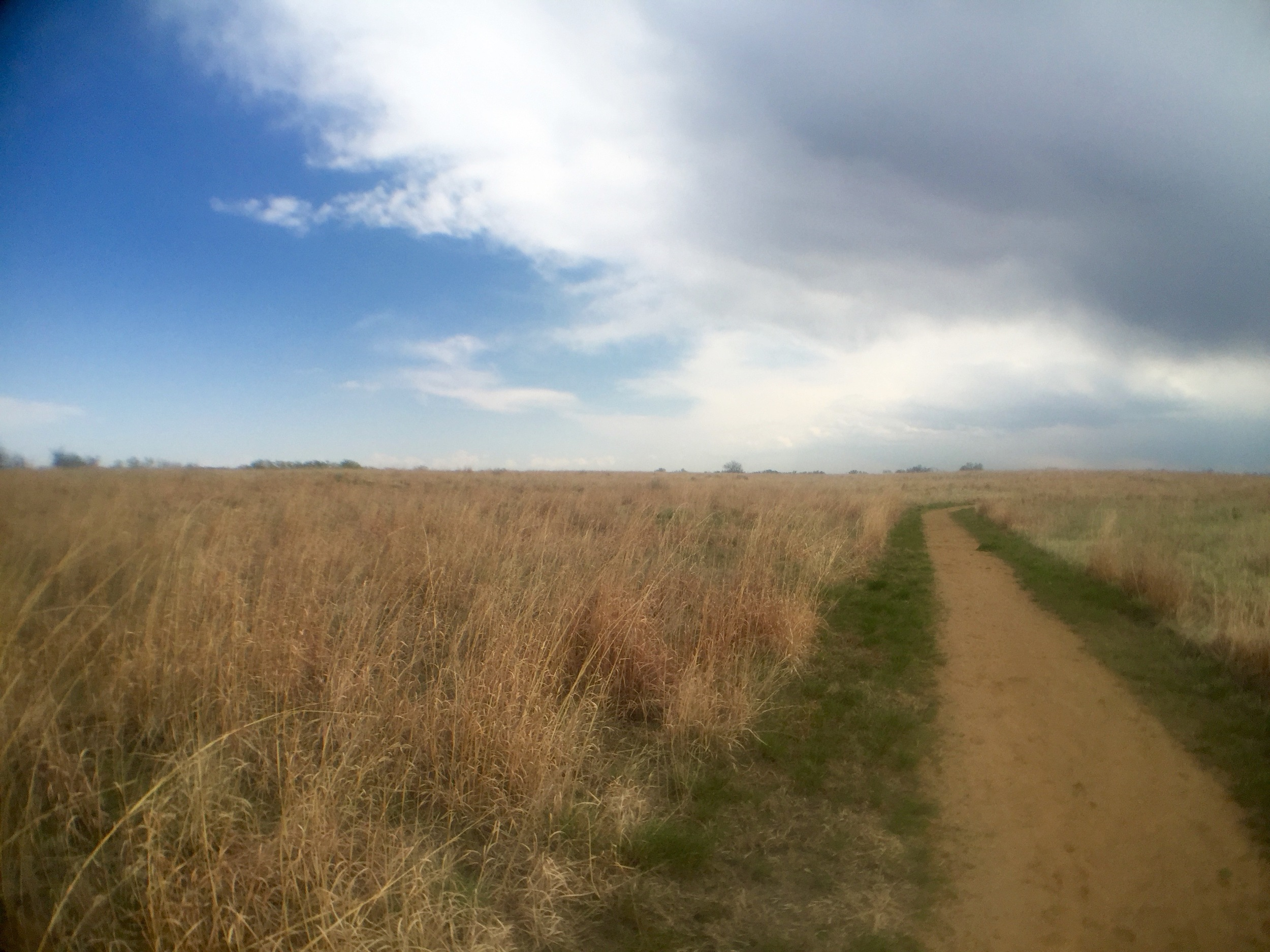 Big skies over the Rocky Mountain Arsenal NWR