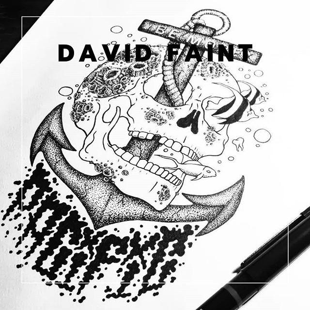 XOXO Magazine artist showcase Sydney based illustrator and designer, David Faint @d.faint Flowers, fonts and skulls... oh and murals too!  .  . . . . . #AuCreativeNetwork #SydneyCreativeNetwork #MelbourneCreativeNetwork #AdelaideCreativeNetwork #CanberraCreativeNetwork #BrisbaneCreativeNetwork #DarwinCreativeNetwork #HobartCreativeNetwork #PerthCreativeNetwork