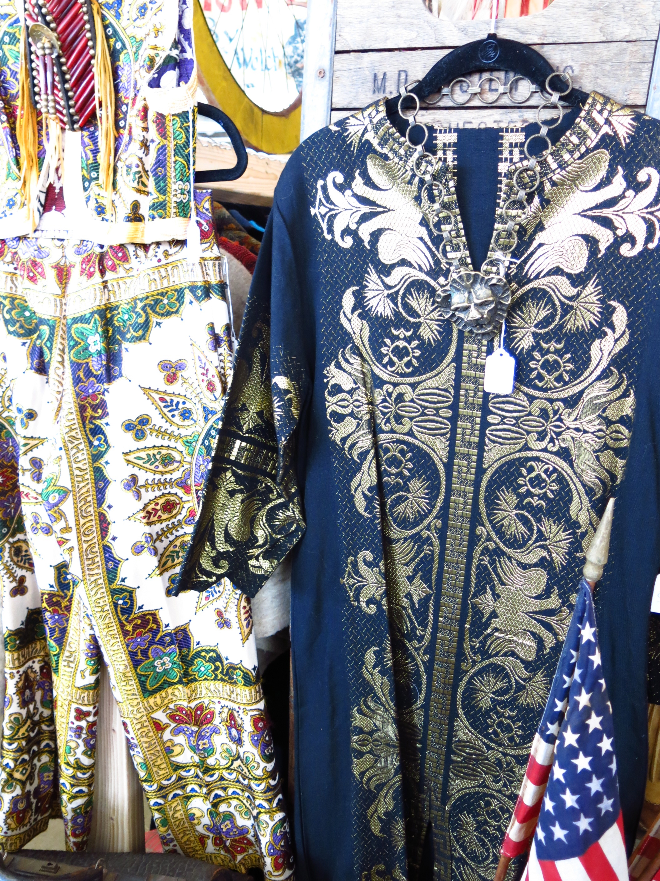 This caftan almost came home with me.  Echo Supply Co.
