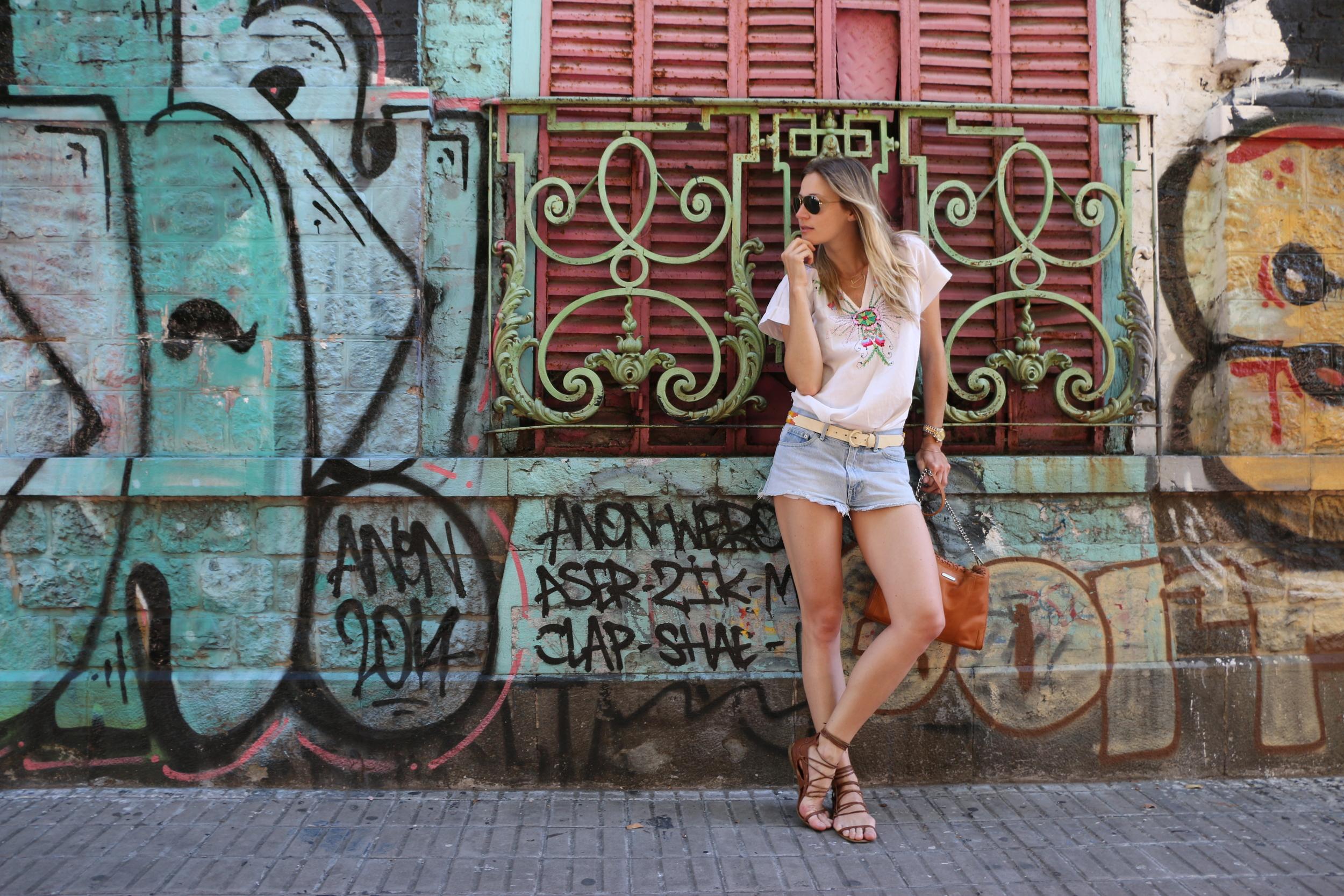 Wandering around Palermo