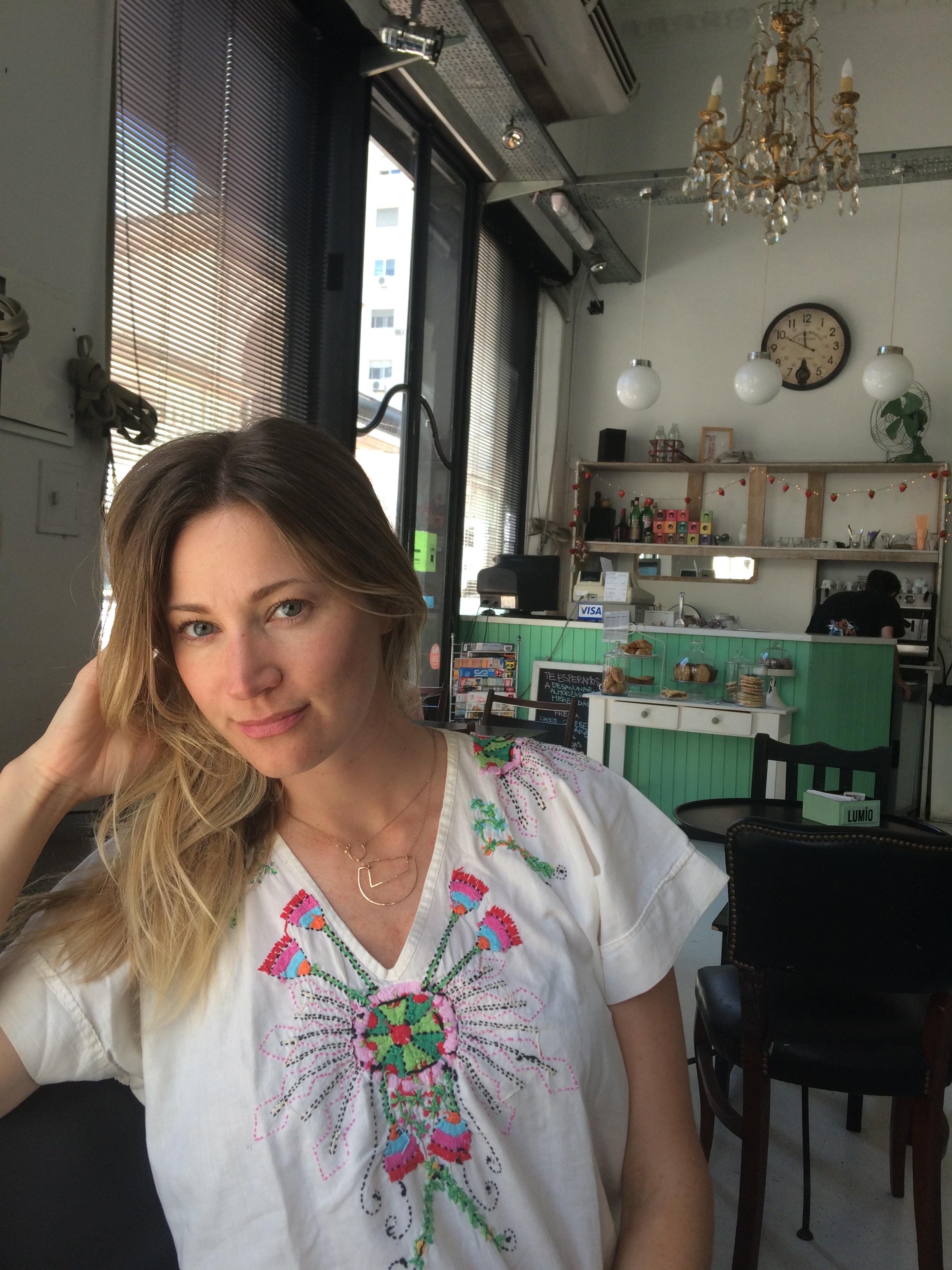 Espresso at Cafe Lumio