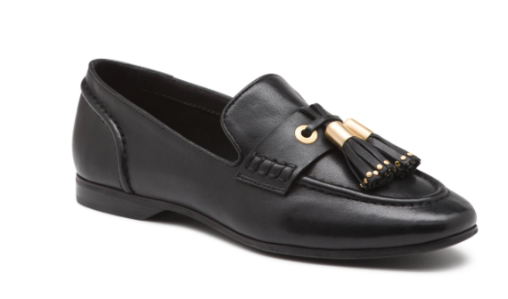 Bass Audrey Tassel Loafer