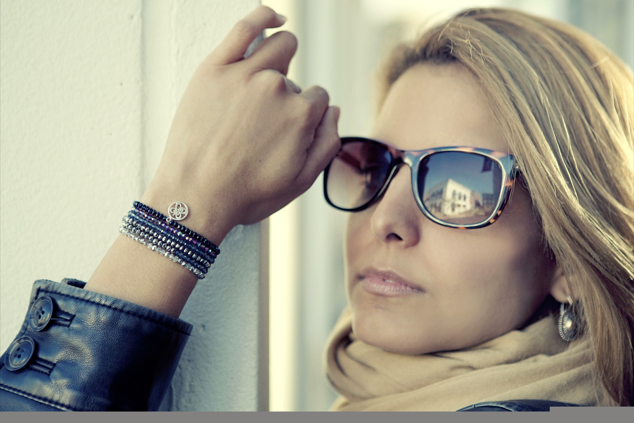 Ana w scarf glasses and Firefly.jpg