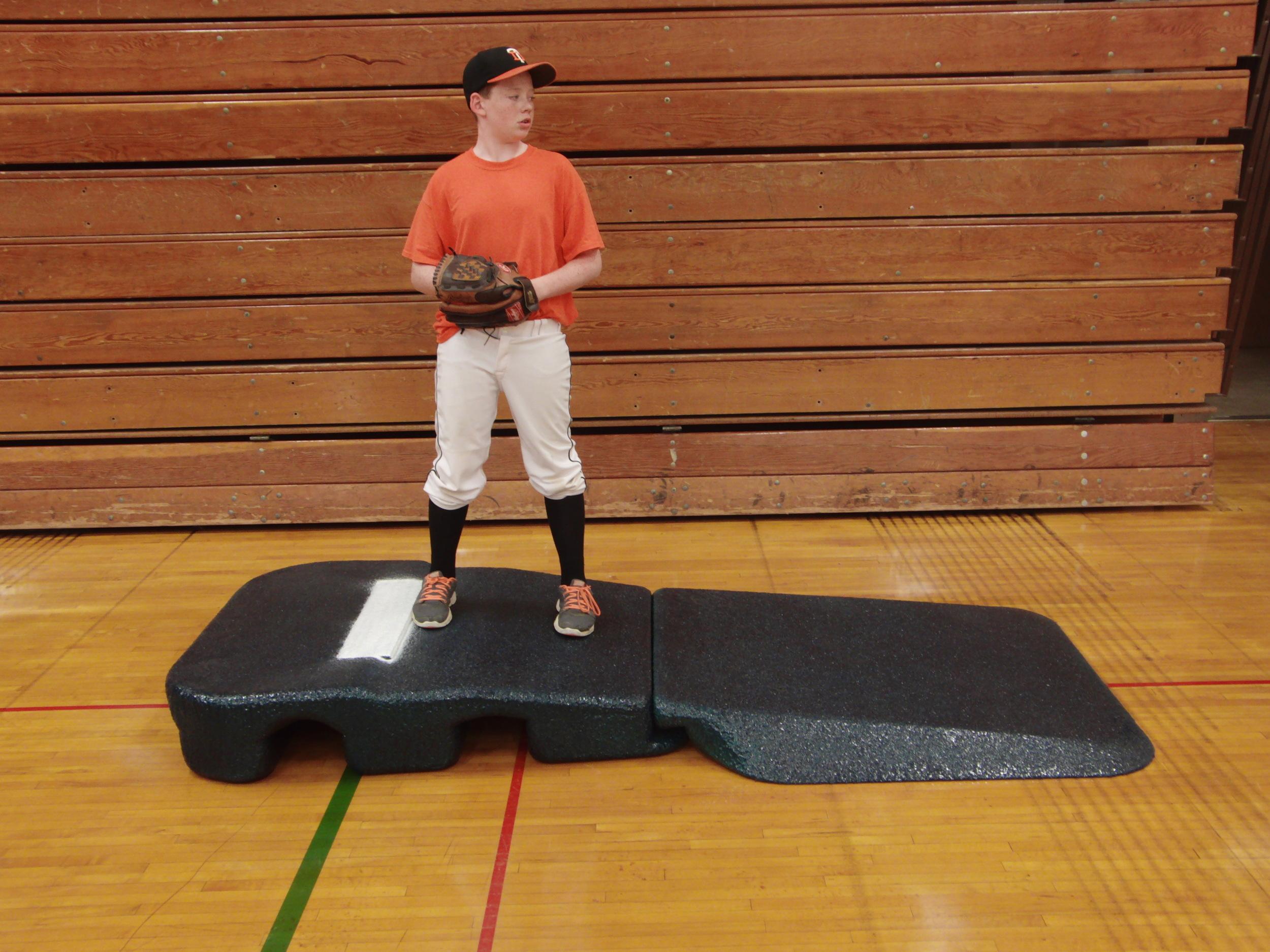 Indoor Pro Practice Mound-Item # IPM-2250