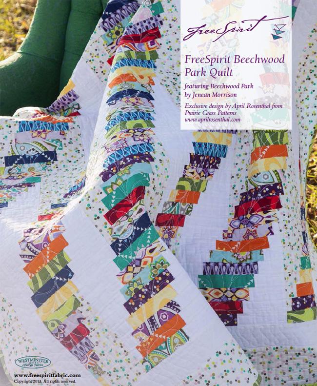 Beechwood Park Quilt Pattern