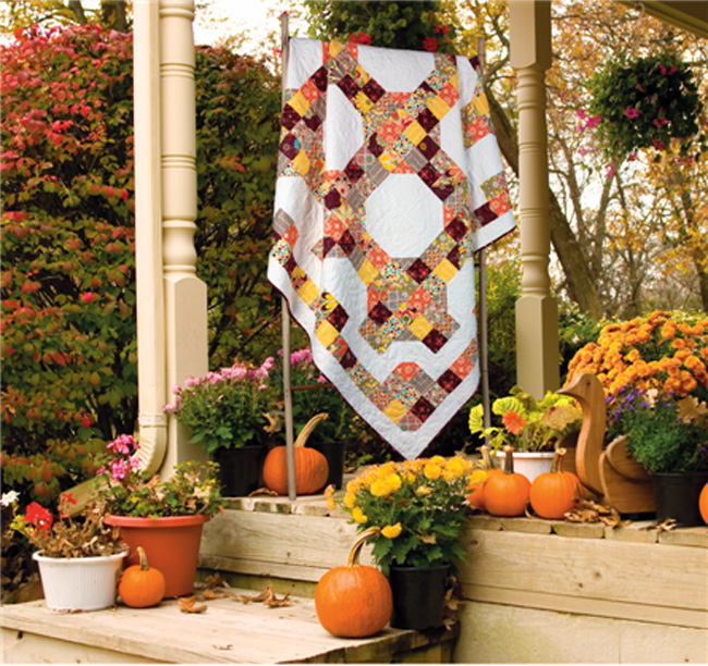 Image courtesy of Quilt Trends Magazine