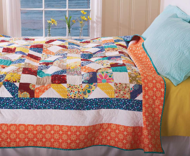 Image courtesy of Simple Quilts and Sewing.