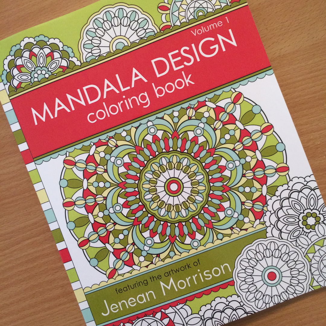 Mandala Designs Coloring Book, Volume 1