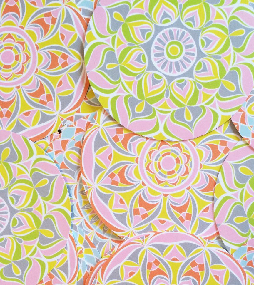 Jenean Morrison coasters