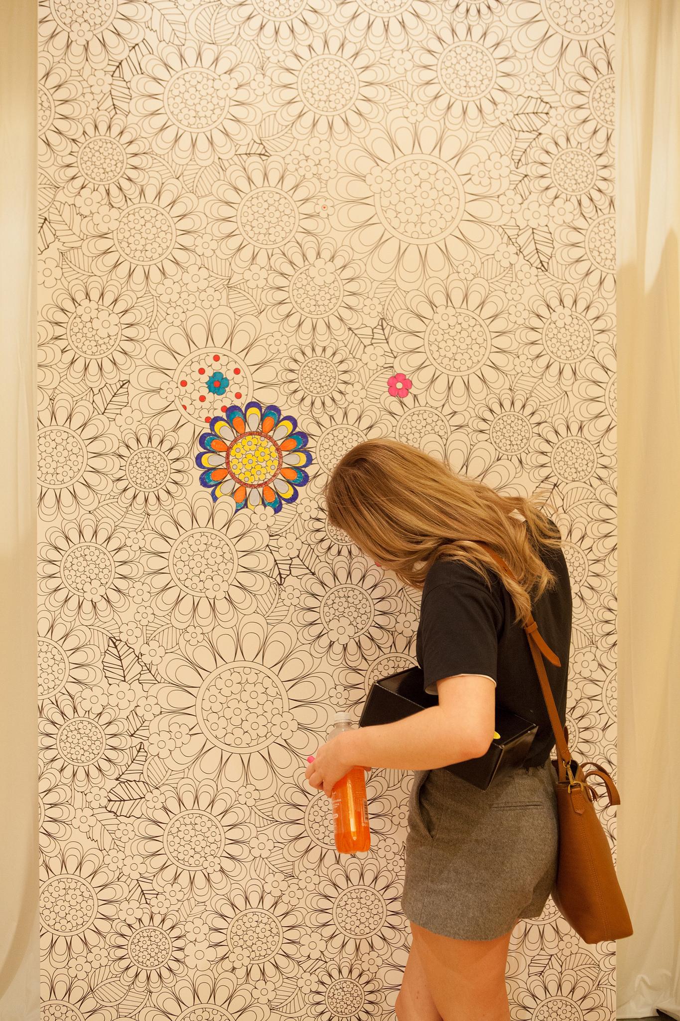 Alt Summer 2015 Squarespace Lounge featuring Artwork by Jenean Morrison