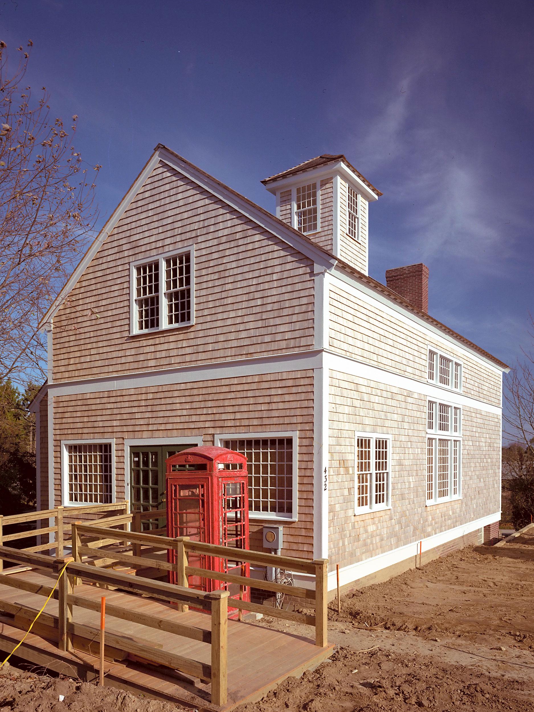 Chatham Barn
