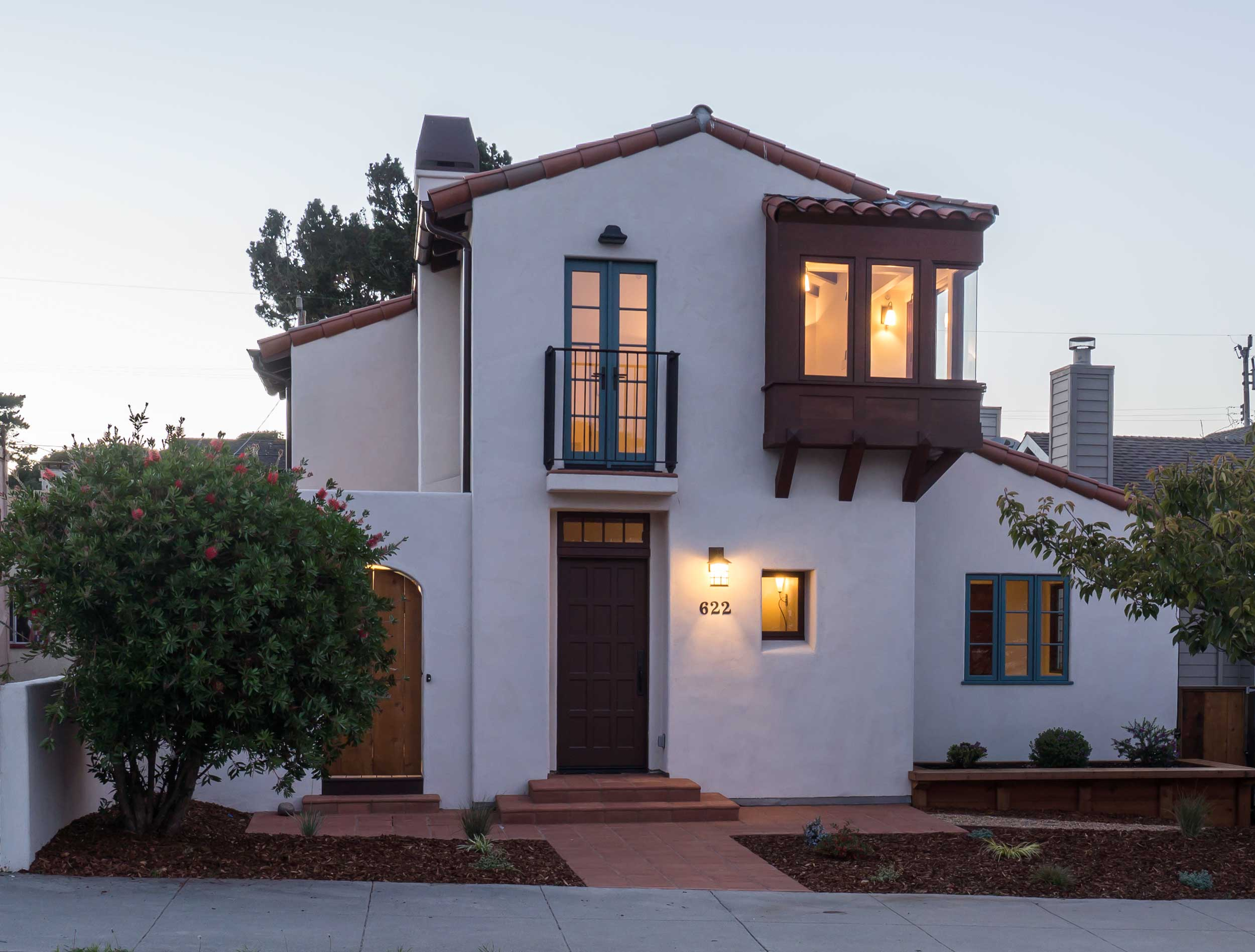 Pacific Grove Spanish Revival
