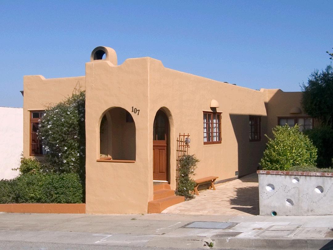 Pacific Grove Pueblo Adobe