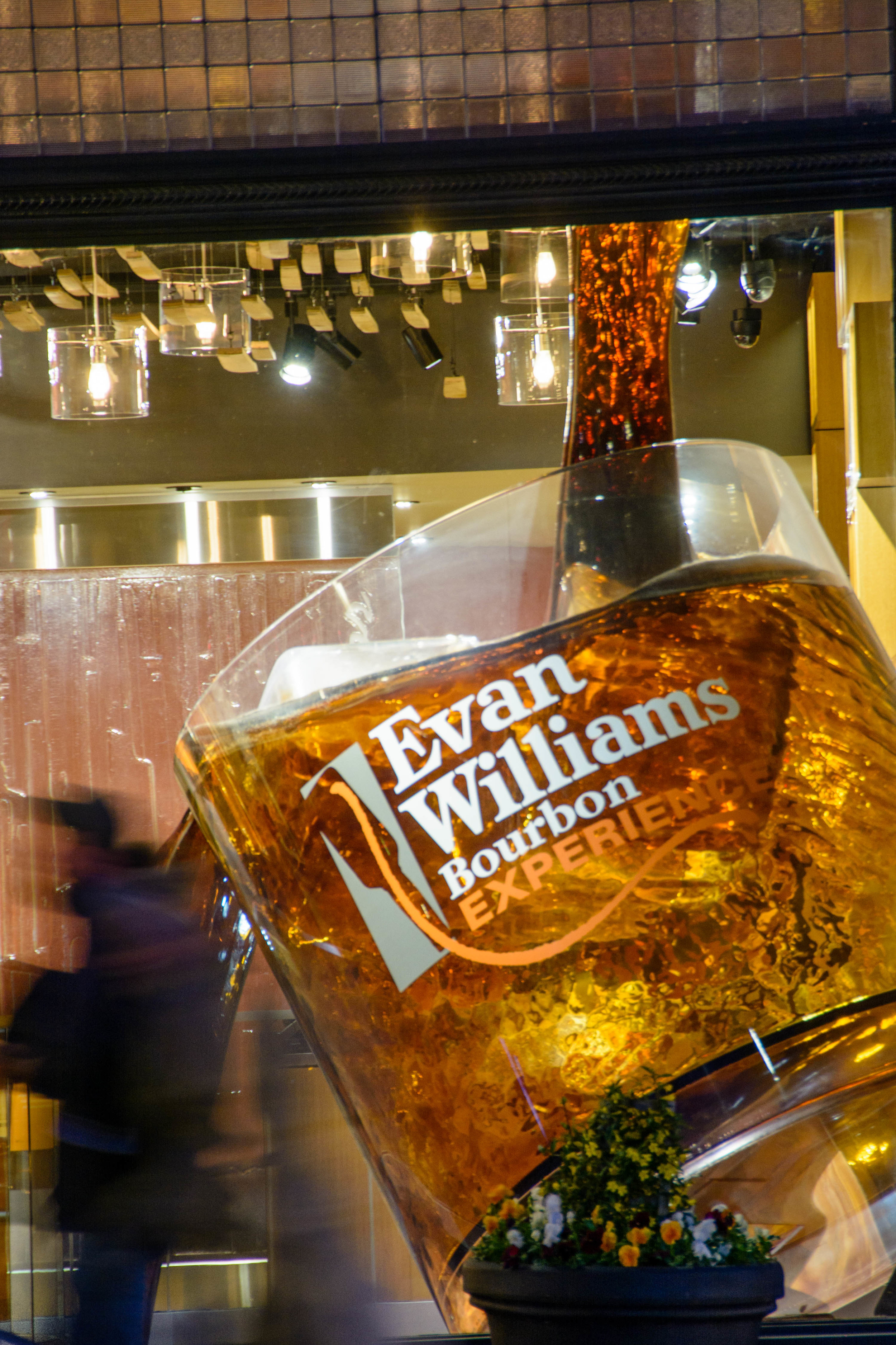 Louisville's Urban Bourbon Trail includes the Evan Williams Bourbon Experience, along Whiskey Row, a tour of a micro distillery and tasting.