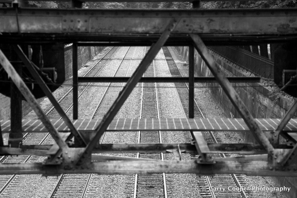 West Park railroad bridge
