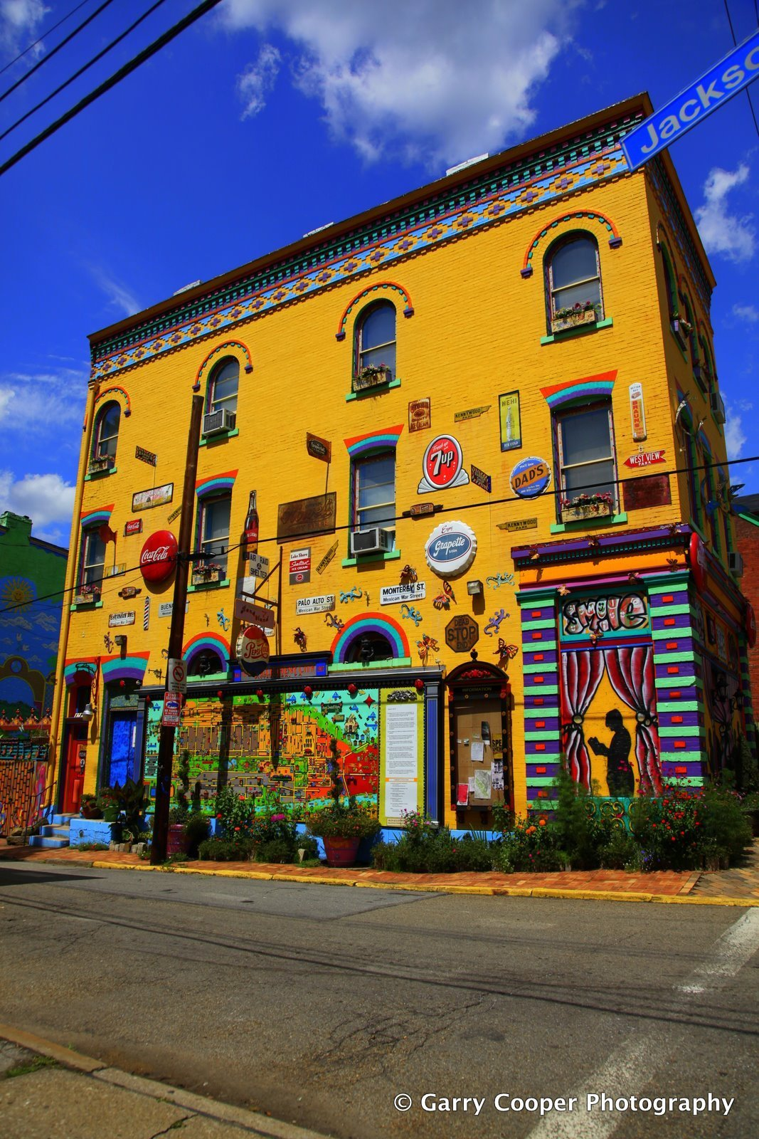 Randyland, Mexican War Streets  Old Allegheny City