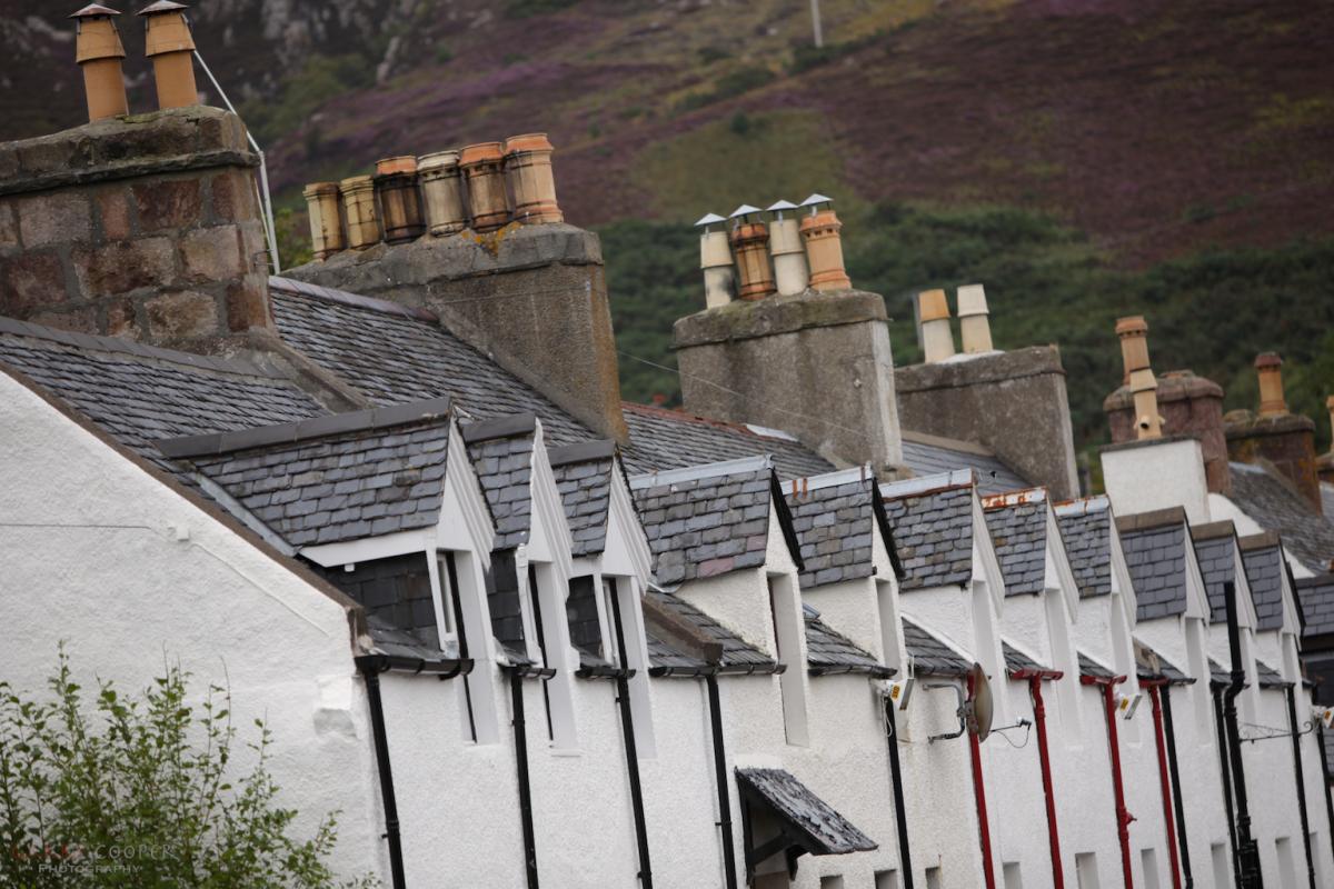 Roof & Chimneys, Ullapool