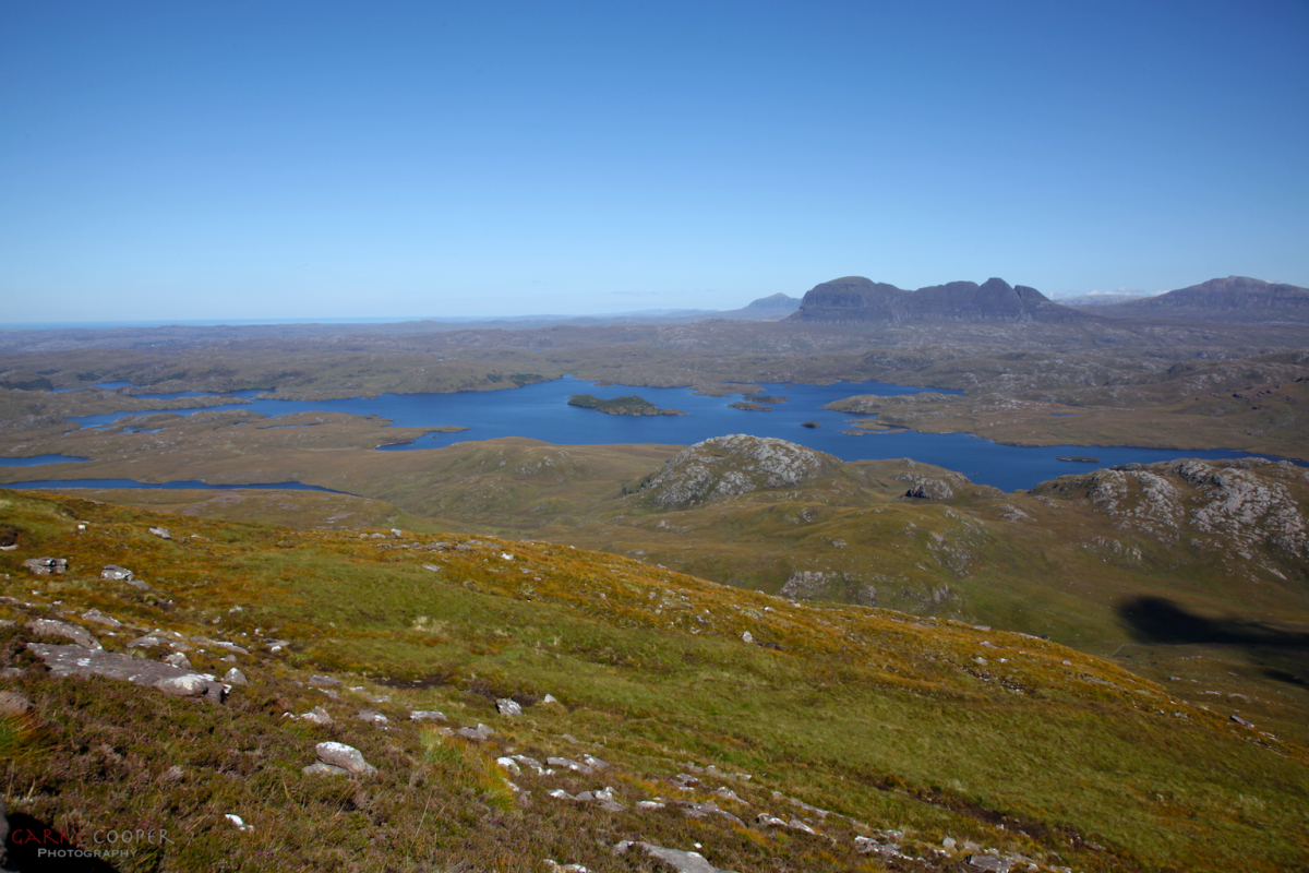 View from Stac Pollaidh