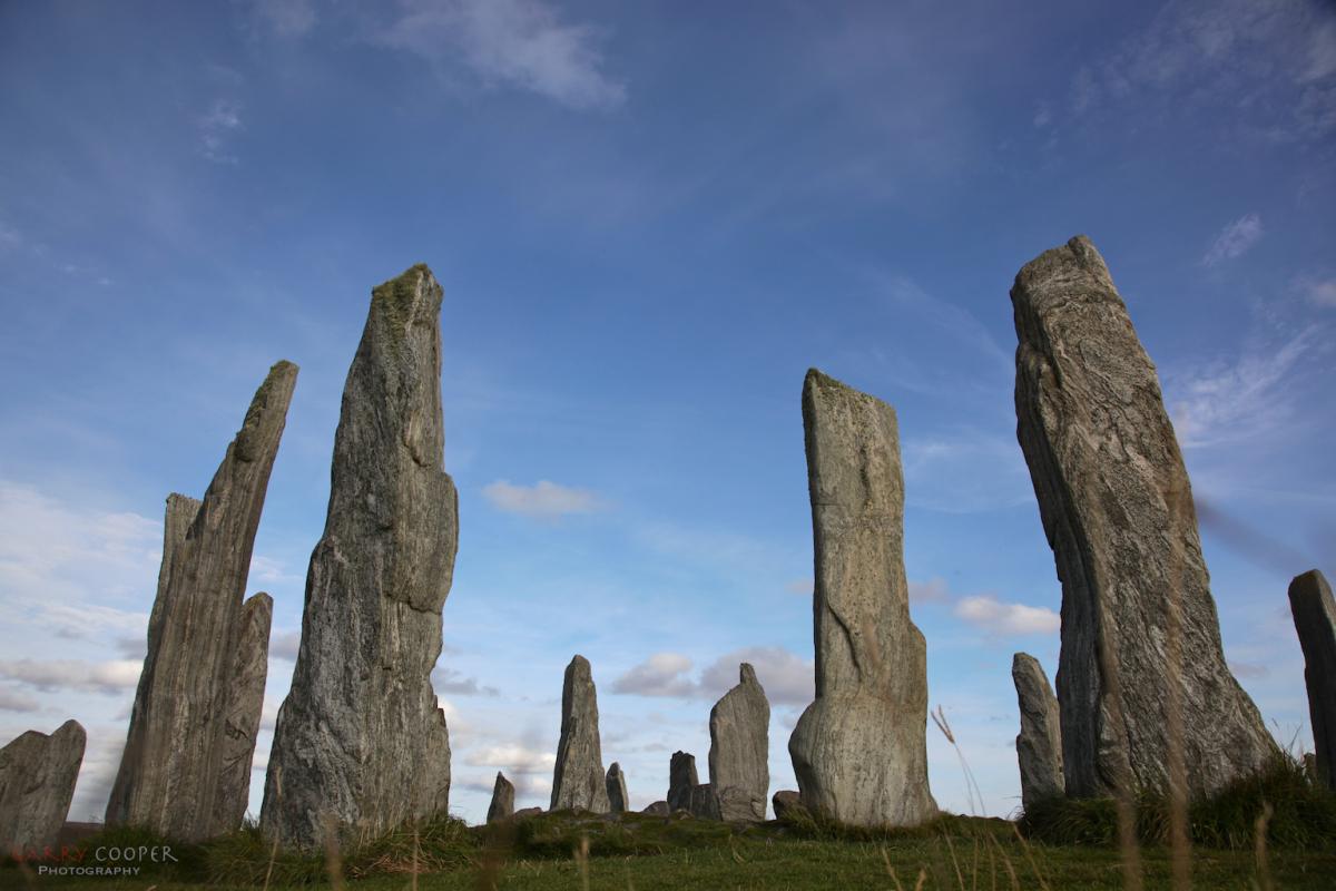 Callanish stone circle, Lewis.