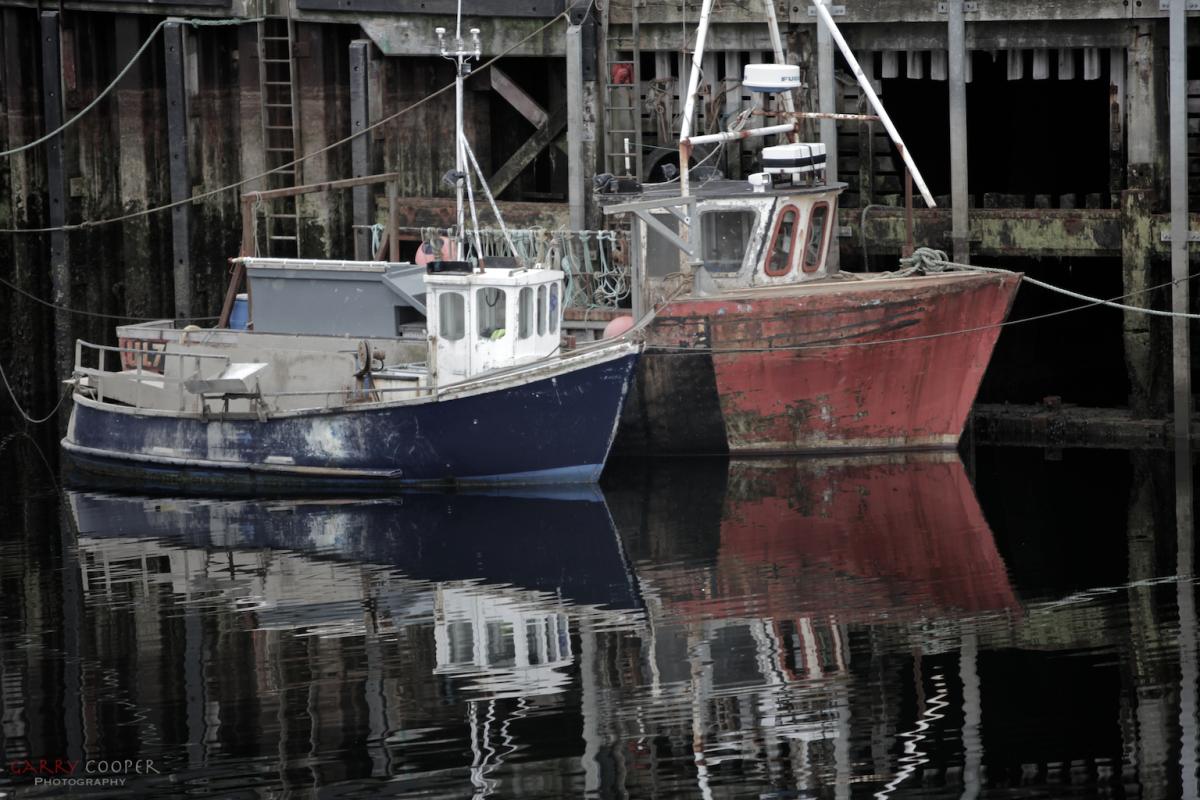 Fishing boats, Ullapool