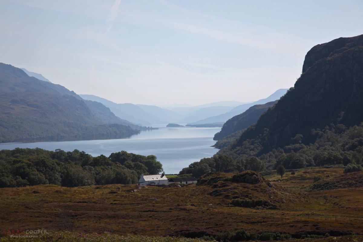 Loch Bad An Sgalaig