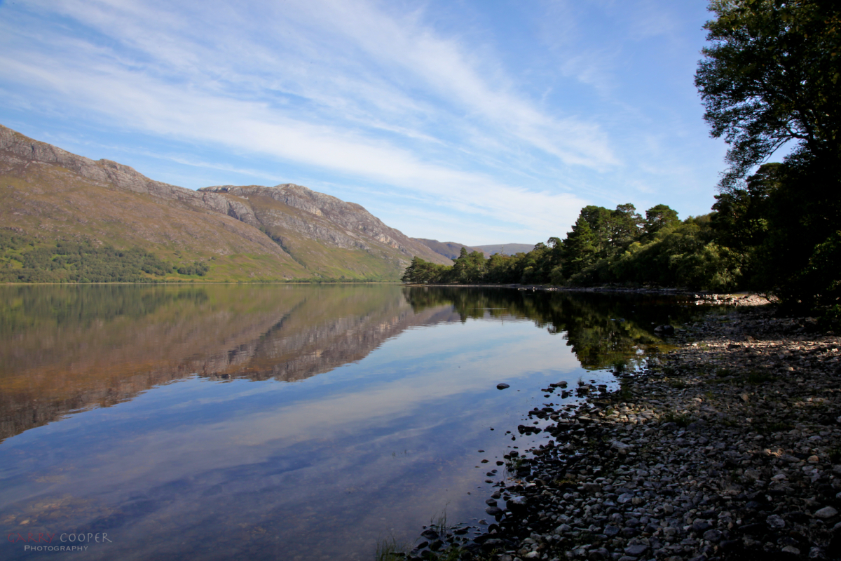 Reflections, Loch Maree