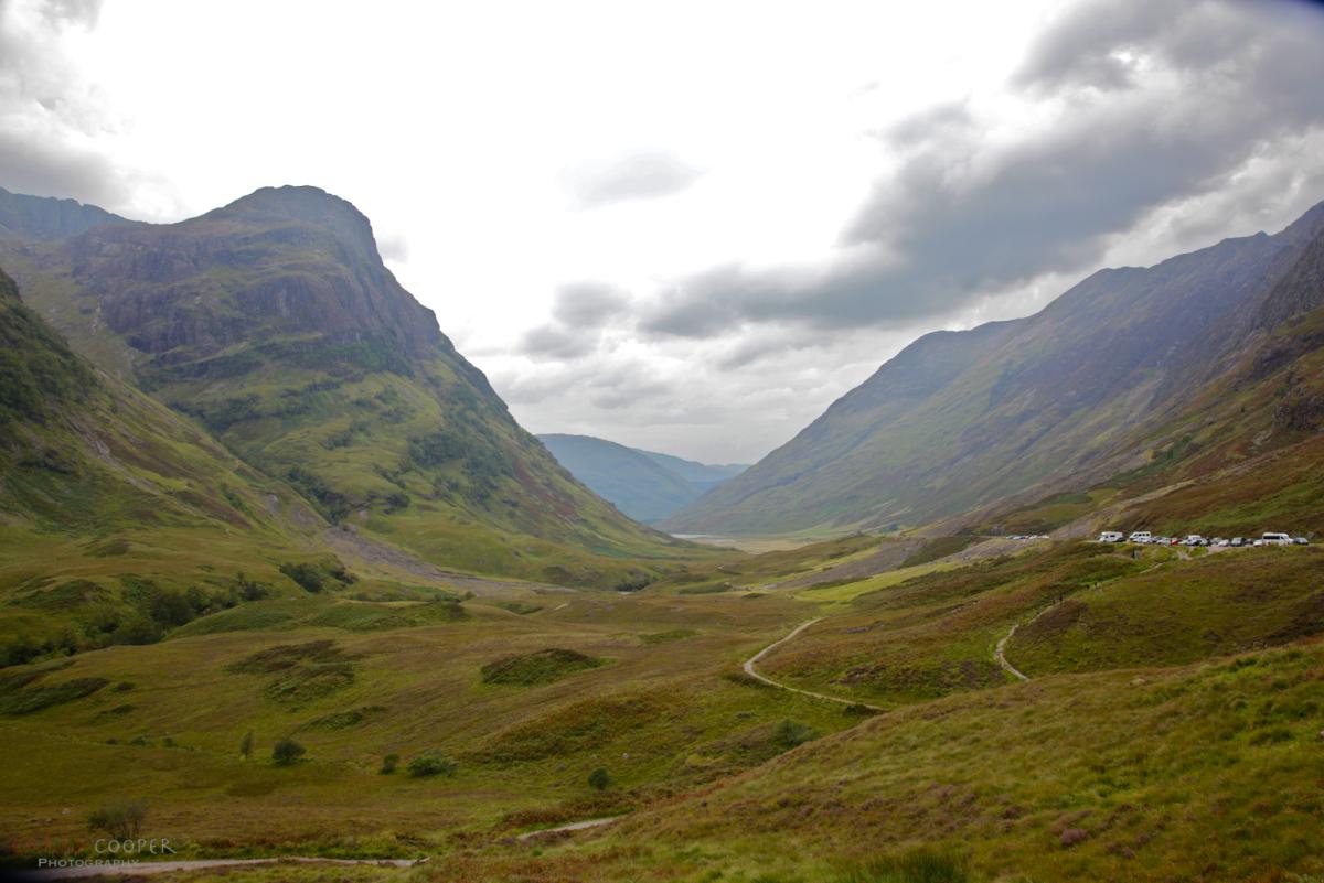 Glen Coe pass