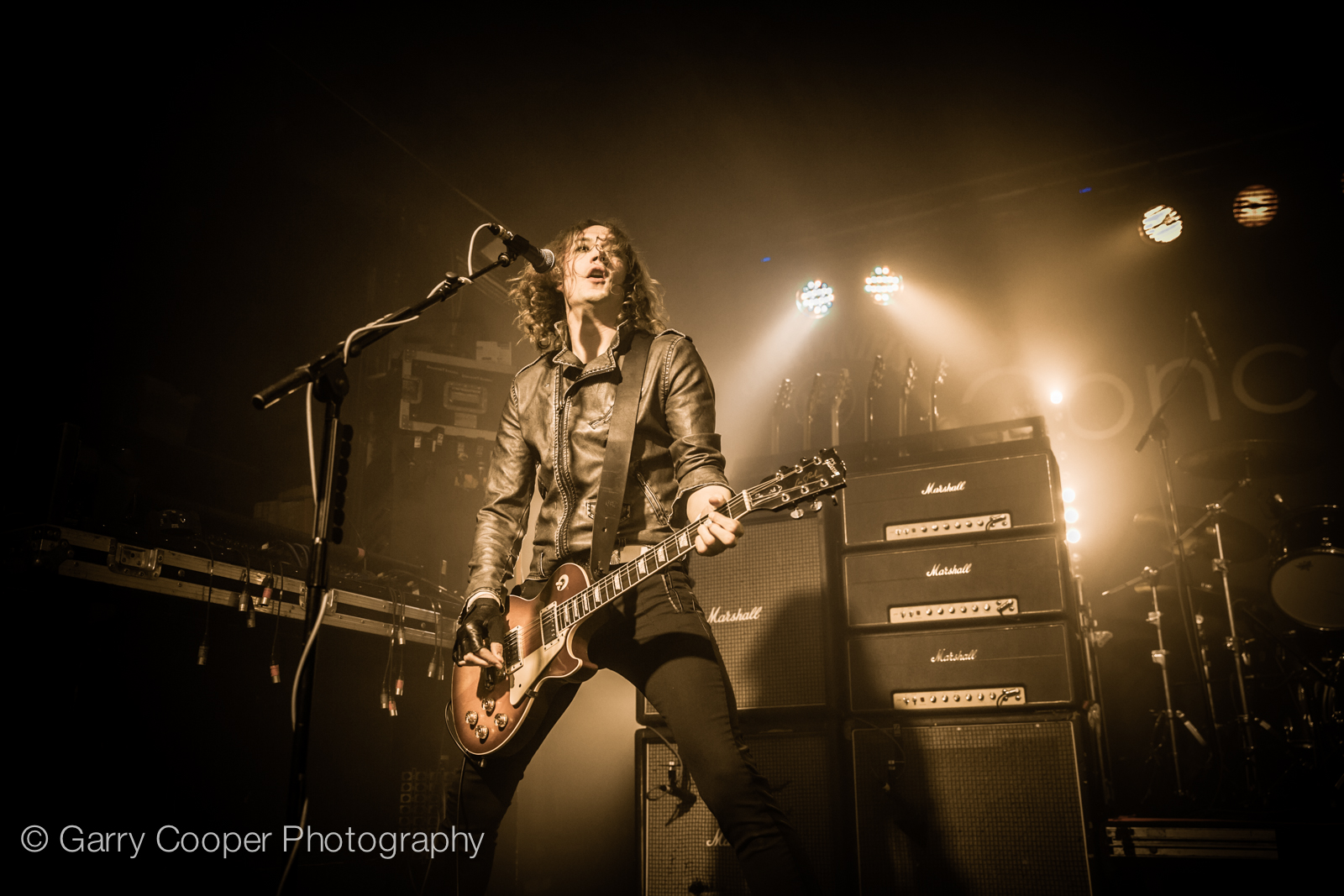 Dan Hawkins, The Darkness