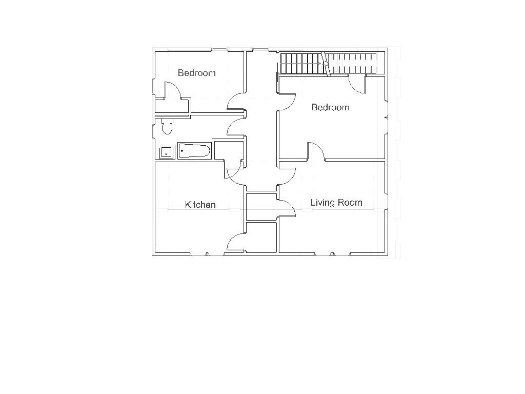 Apartment 8 - 2nd Floor Driver's Quarters of Autohouse