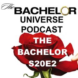 The Bachelor  Season 20 Episode 2