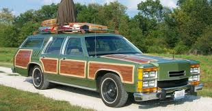 Griswold Family Ford Ltd 1979 in Vacation