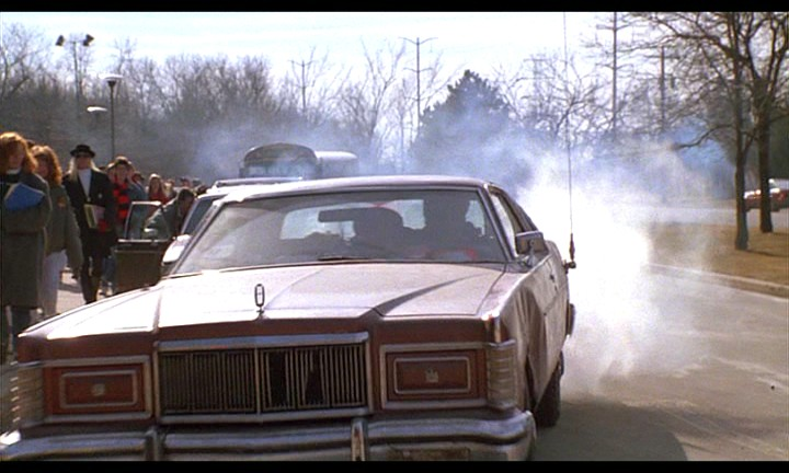 1979 Mercury Marquis Brougham Coupe from Uncle Buck *cough cough*